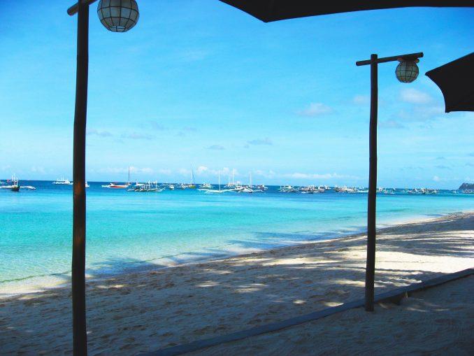 Filipiny Boracay
