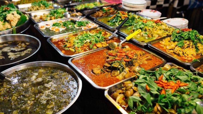 Tajlandia wspaniala kuchnia