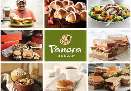 Panera Bread Amerykanski Fast Food