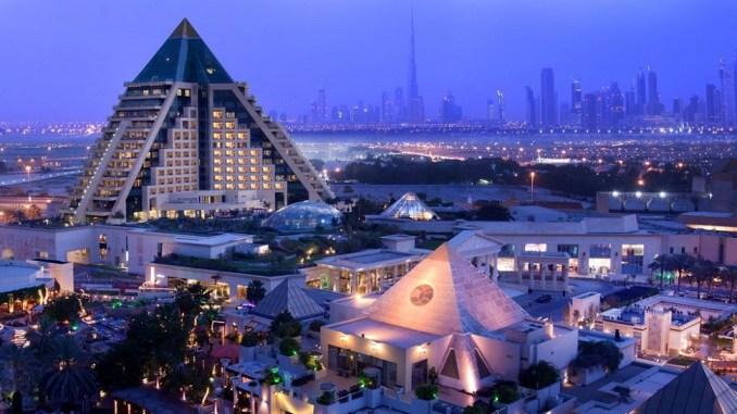 RAFFLES-DUBAI
