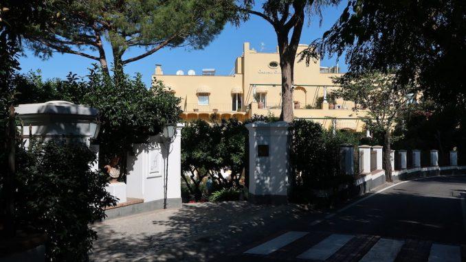 Hotel-Caesar Augustus