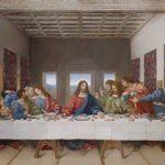 Da Vinci Ostatnia Wieczeza