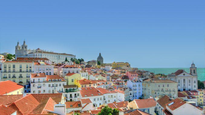 Lisbona Portugalia