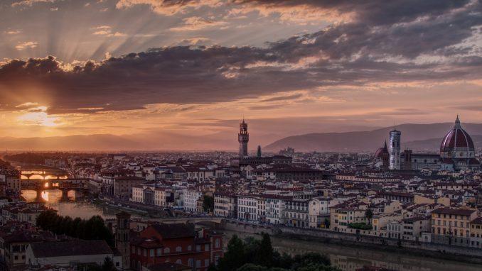 Florencja Italia Wlochy