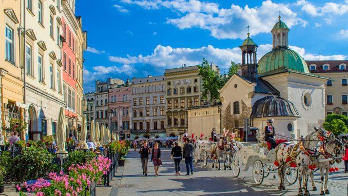 Krakow Polska
