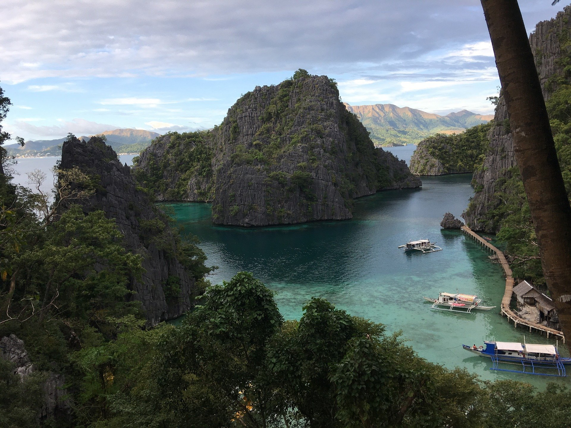 Palawan Filipiny