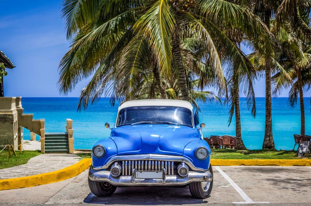 Kuba amerykanskie auta