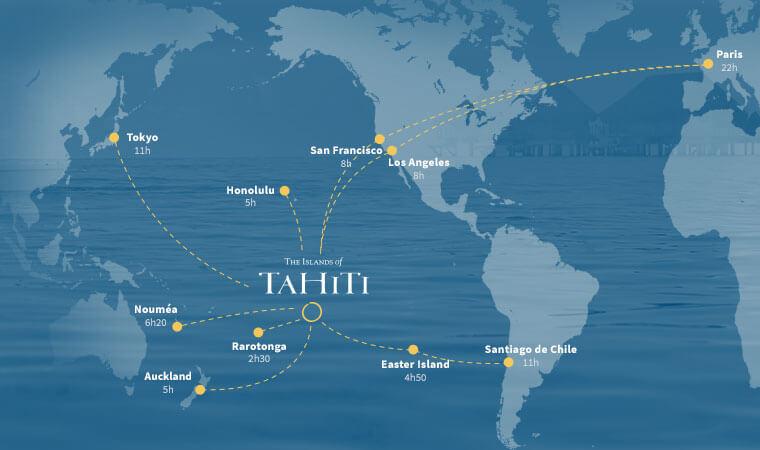 Polinezja Tahiti