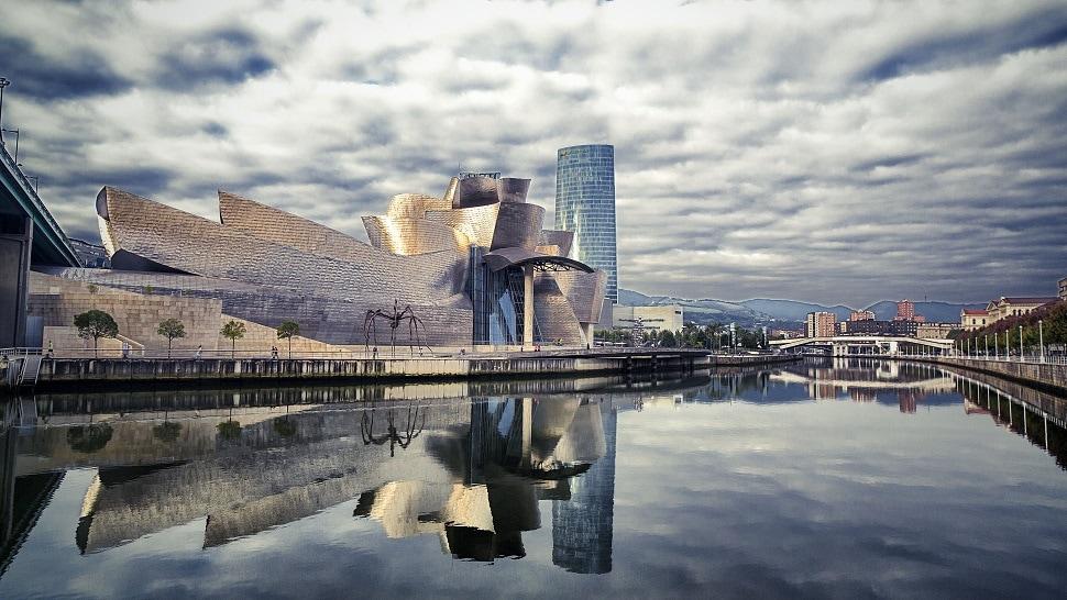 Museum Bilboa Guggenheim